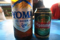 Bières birmanes