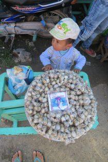 Un petit vendeur ;)