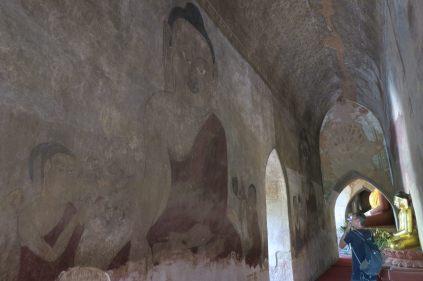 A l'intérieur de Sulamani Patho