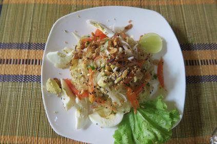 Salade de vermicelles