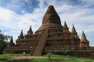 Pagode à Bagan