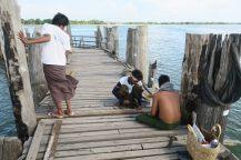 Réparations sur le pont U-Bein