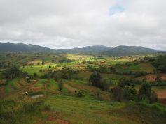Plaines et collines