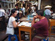 Négocation et vente de Jade