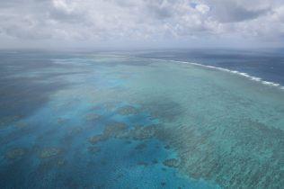 Les récifs de la Grande Barrière de Corail
