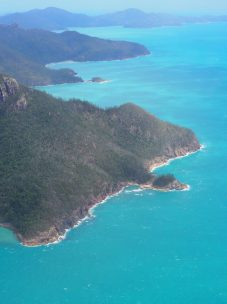 Détail des îles de l'archipel