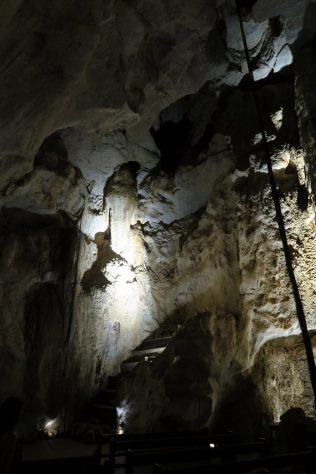 Capricorn caves (Cathedral)