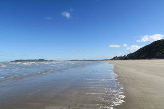 Les belles plages de Yeppoon