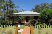 "La ""roto house"" de Port Macquarie, une maison traditionnelle"