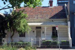 Maisons Victoriennes Quartier de Fitzroy Mebourne