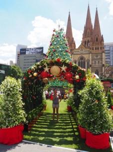 Drole de climat pour les fêtes de Noël