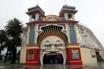 Le Luna Park à St Kilda
