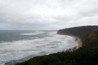 Bells Beach sur la Great Ocean Road
