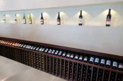 Dans une autre winery, à l'ambiance plus détendue