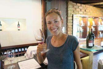 Dégustation de vins !