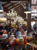 Dans les marchés de Fremantle