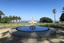 Mémorial au King's park