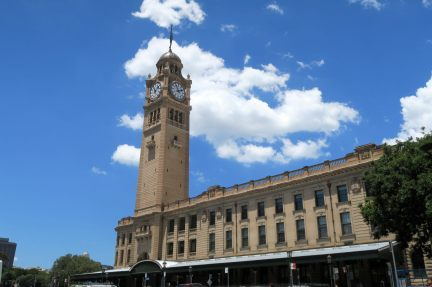 Gare centrale de Sydney