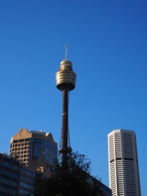 La tour d'observation de Sydney (Sydney Tower Eye)