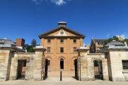 """Musée de l'immigration dans les anciennes """"barracks"""" qui ont acceuilli les premiers """"convicts"""""""