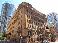 Dans le centre de Sydney