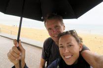 Manly Beach sous la pluie !