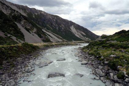 La rivière Hooker