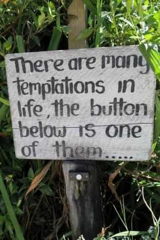 Mais que se passe-t-il lorsqu'on presse ce bouton ? Indice : c'est rafraichissant ;)