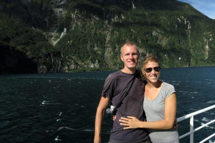 A Milford Sound
