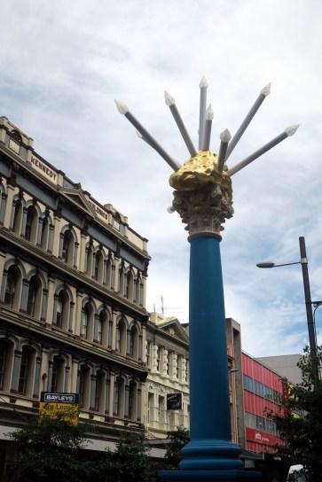 Cuba Street à Wellington