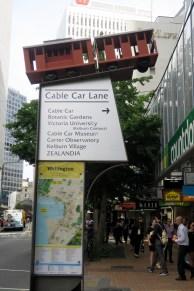 Le Cable Car de Wellington