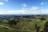Sur la route entre Martinborough et le Tongariro National Park, Stormy Point