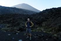 Tongariro Alping Crossing . On estencore frais à ce moment là ;)
