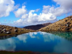 Les Emerald Lakes (Tongariro Alpine Crossing)