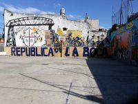 Playground à la Boca, Buenos Aires
