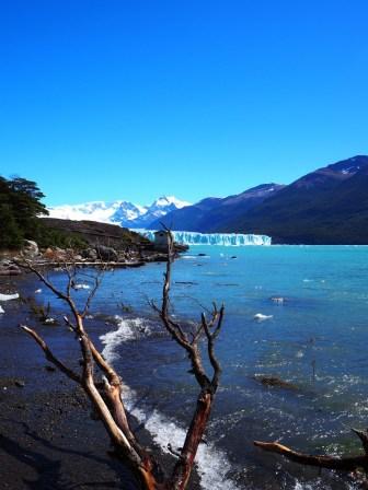 Canal de Los Tempanos avec vue sur le Perito Moreno