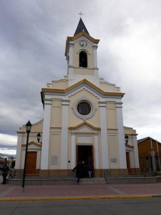 Eglise de Puerto Natales