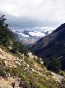Randonnée vers la base des Torres, Parc National Torres Del Paine