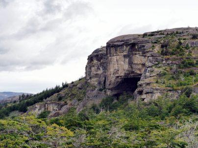 La fameuse caverne du Milodón !