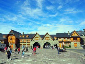 Centre ville de Bariloche
