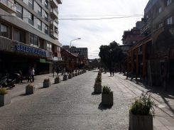 Rue principale de Bariloche