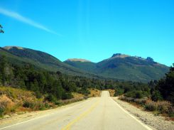 Sur la route des 7 lacs