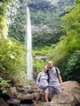 A la cascade El Claro