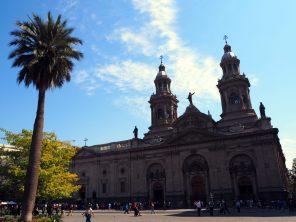 Cathédrale de Santiago sur la Plaza de Armas