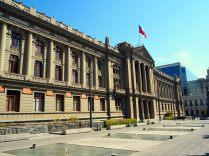Tribunal de Justice, Santiago