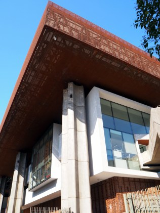 Le Centro Culturel Gabriela Mistral (GAM)