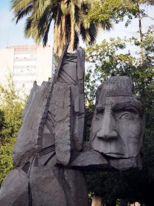 Sur la Plaza de Armas