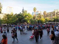 Plaza de Armas, Santiago
