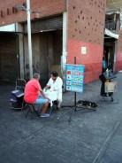 Près des marchés, Santiago