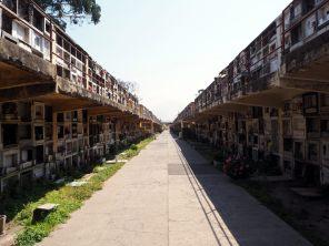 Cimetière Général de Santiago (quartier des pauvres)